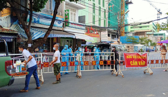 Đà Nẵng: 24 giờ phát động, hơn 5.400 thanh niên tự nguyện tham gia tuyến đầu chống dịch - Ảnh 2.