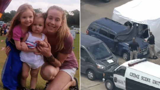 Mẹ sốc thuốc chết trong xe, 2 con gái chết cùng vì sốc nhiệt - Ảnh 1.