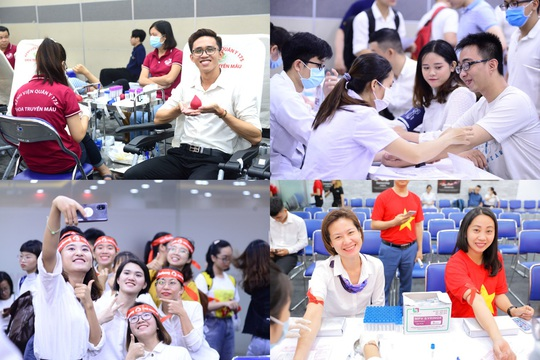 Amway Việt Nam lần đầu tham gia Ngày hội Hiến máu Chủ nhật đỏ - Ảnh 2.