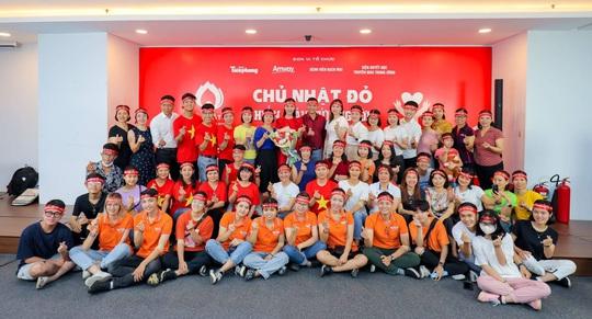 Amway Việt Nam lần đầu tham gia Ngày hội Hiến máu Chủ nhật đỏ - Ảnh 3.