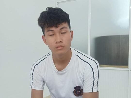 Đà Nẵng: Bắt nam thanh niên chuyên tống tình bằng clip nóng - Ảnh 1.