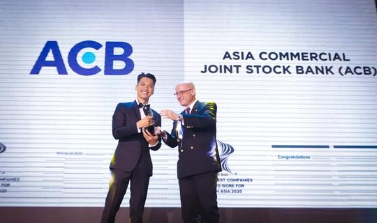 HR Asia vinh danh ACB - Ảnh 1.
