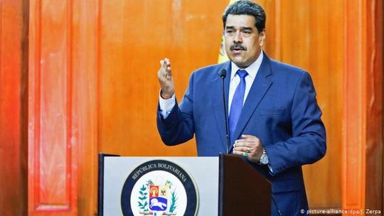 """Anh """"tịch thu"""" kho vàng hơn 1 tỉ USD của Venezuela, kẻ cười người khóc - Ảnh 1."""