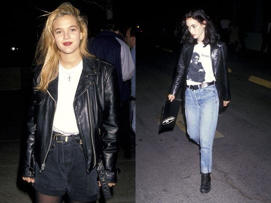 Những xu hướng thời trang từ thập niên 90 đến nay vẫn hot - Ảnh 5.