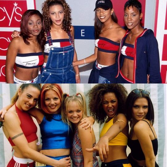 Những xu hướng thời trang từ thập niên 90 đến nay vẫn hot - Ảnh 3.