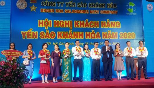 Phát triển Yến sào Khánh Hòa ra quốc tế - Ảnh 1.