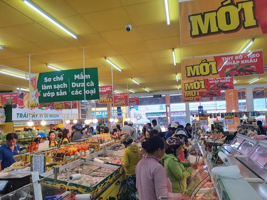 Biến 300m2 thành chợ, Bách Hóa Xanh sẵn sàng đón 1.500 lượt khách mỗi ngày - Ảnh 3.