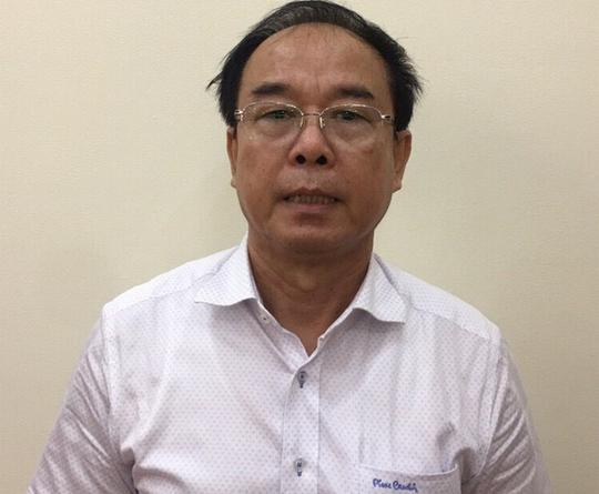 Nguyên phó chủ tịch TP HCM Nguyễn Thành Tài giao đất vàng sai vì mối quan hệ tình cảm - Ảnh 1.