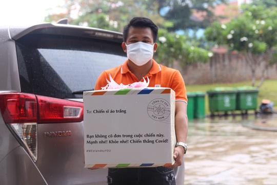 FPT tiếp sức đội ngũ y tế phòng chống Covid-19 tại Đà Nẵng - Ảnh 2.