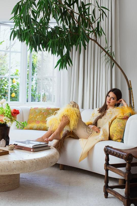 Bên trong biệt thự của siêu mẫu Kendall Jenner - Ảnh 2.