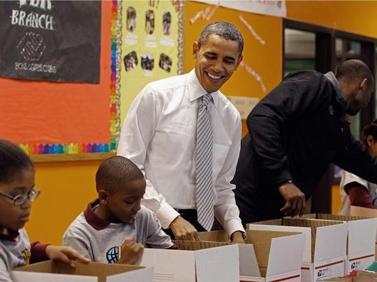 Ông Obama hiện giàu gấp 30 lần so với khi còn làm tổng thống Mỹ - Ảnh 6.