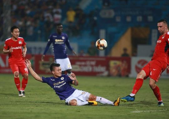 Viettel - Hà Nội FC: Derby khó lường - Ảnh 1.