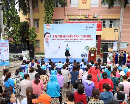 Rohto-Mentholatum Việt Nam phát động chiến dịch 3 KHÔNG - Ảnh 1.