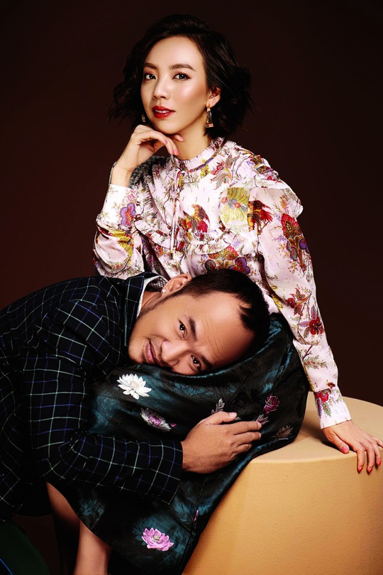 """Vợ chồng Thu Trang - Tiến Luật: Có gì tốt """"đẩy hết cho nhau"""" - Ảnh 4."""