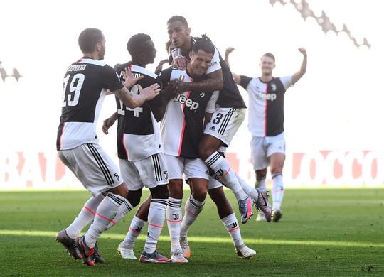 Thiên đường thứ 9 vẫy gọi Juventus - Ảnh 1.