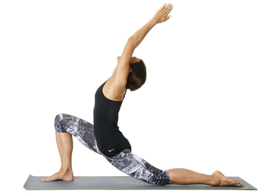 8 tư thế yoga cần thiết cho người chạy bộ - Ảnh 2.