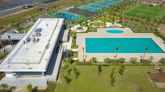 Nam Long ký kết với Keppel Land phát triển quỹ đất thương mại tại Waterpoint - Ảnh 2.