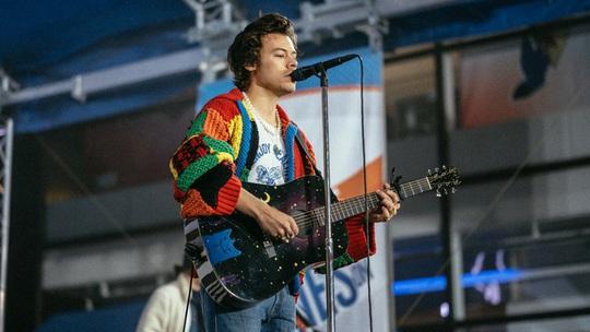Dân mạng đua nhau đan áo len 1.890 USD giống Harry Style - Ảnh 1.