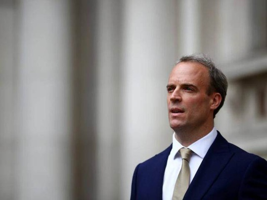 """Bộ trưởng Ngoại giao Anh: """"Không thể tin tưởng được Trung Quốc"""" - Ảnh 1."""