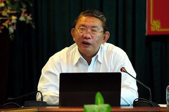 Ban Bí thư kỷ luật nguyên Giám đốc Sở Khoa học-Công nghệ Đồng Nai - Ảnh 1.