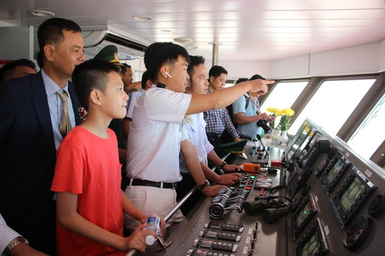 Đưa tàu 2 thân lớn nhất Việt Nam khai thác tuyến Cà Mau – Nam Du – Phú Quốc - Ảnh 7.