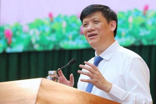 Bộ Chính trị chỉ định ông Nguyễn Thanh Long giữ chức Bí thư Ban cán sự đảng Bộ Y tế - Ảnh 1.