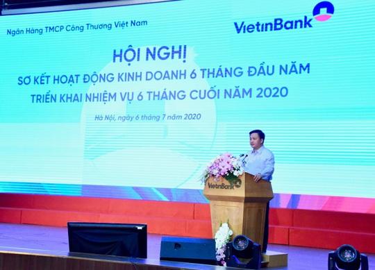 VietinBank tối ưu hóa hiệu quả sử dụng nguồn vốn, đáp ứng nhu cầu tăng trưởng tín dụng - Ảnh 1.