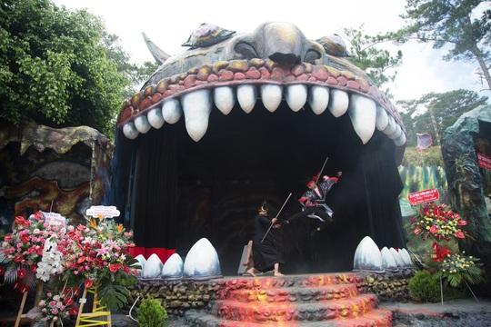 Khai trương Khu du lịch Quỷ Núi: Thêm điểm đến cho du khách đến Đà Lạt - Ảnh 3.