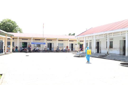 Hình ảnh bên trong tâm dịch bạch hầu ở Đắk Lắk - Ảnh 14.