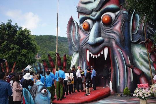 Khai trương Khu du lịch Quỷ Núi: Thêm điểm đến cho du khách đến Đà Lạt - Ảnh 2.