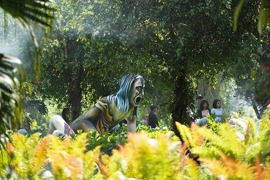 Khai trương Khu du lịch Quỷ Núi: Thêm điểm đến cho du khách đến Đà Lạt - Ảnh 4.