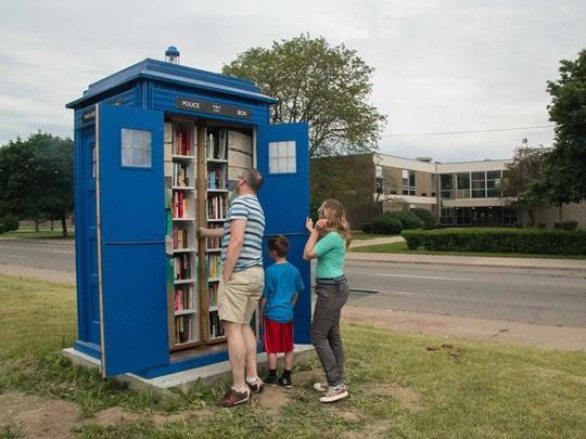 8 thư viện độc đáo trên thế giới - Ảnh 2.