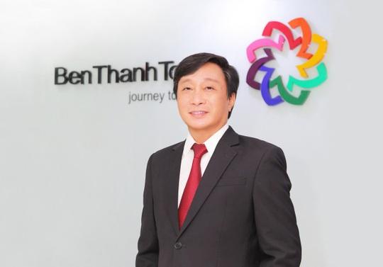 Benthanh Tourist bổ nhiệm Tổng Giám đốc mới - Ảnh 1.
