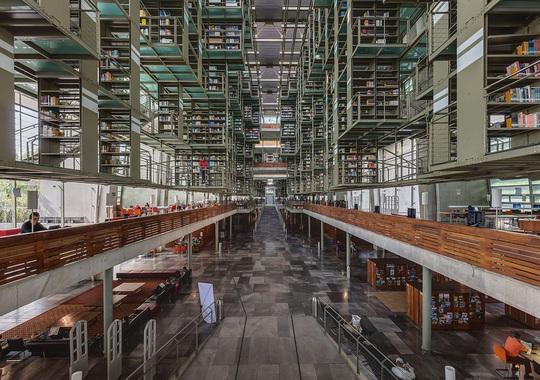 8 thư viện độc đáo trên thế giới - Ảnh 3.
