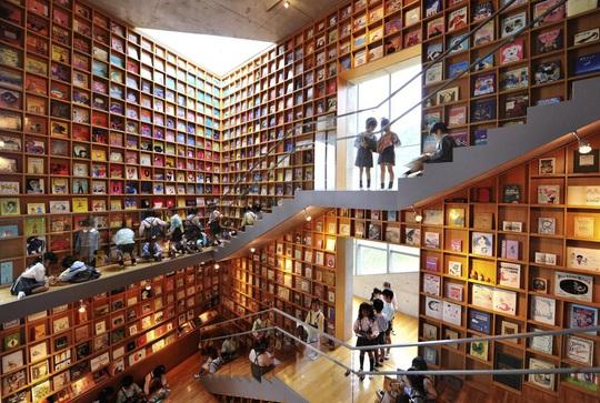 8 thư viện độc đáo trên thế giới - Ảnh 5.