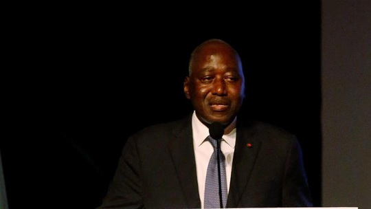 Thủ tướng Bờ Biển Ngà đột tử sau khi họp nội các - Ảnh 1.