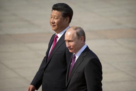 Nga bỏ ngoài tai lời nhắn nhủ của Mỹ về Trung Quốc - Ảnh 1.
