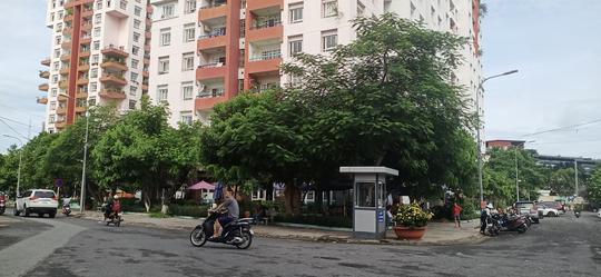 CLIP: Phong tỏa chung cư Thái An 2B ở quận 12, TP HCM - Ảnh 2.
