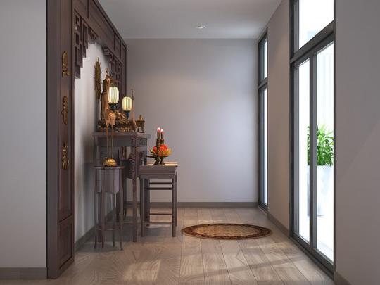 Nhà phố 3 tầng có phối cảnh đẹp như trong phim - Ảnh 11.
