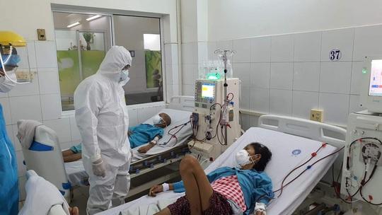 Ca bệnh Covid-19 thứ 14 tử vong là nam bệnh nhân 66 tuổi - Ảnh 1.