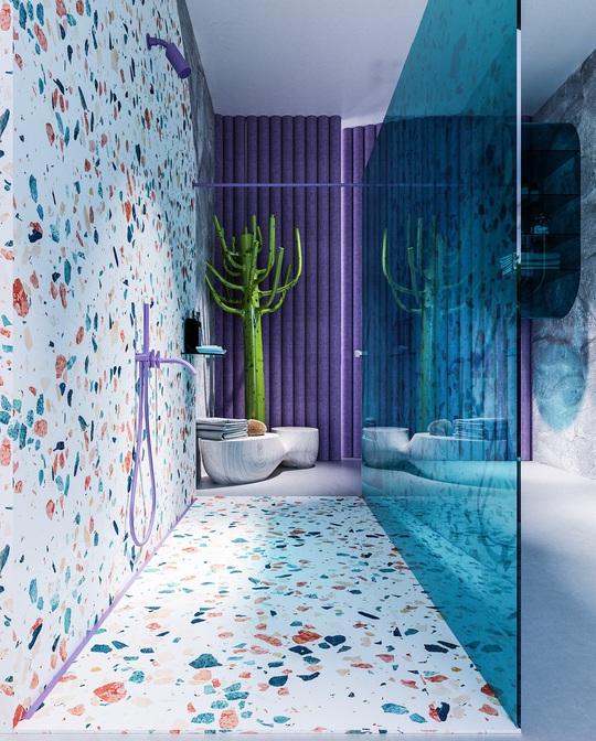 Villa Ibiza: Hành tinh màu tím - Ảnh 3.