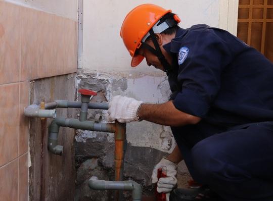 Chủ động cấp nước an toàn cho nhân dân - Ảnh 2.