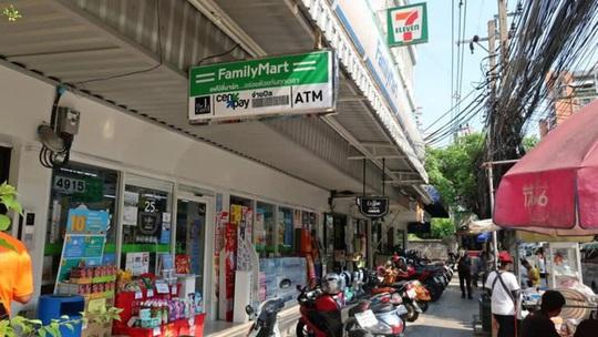 Rút khỏi Thái Lan, FamilyMart đang mất dần vị thế tại châu Á? - Ảnh 2.