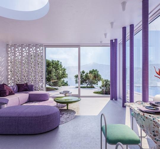 Villa Ibiza: Hành tinh màu tím - Ảnh 5.