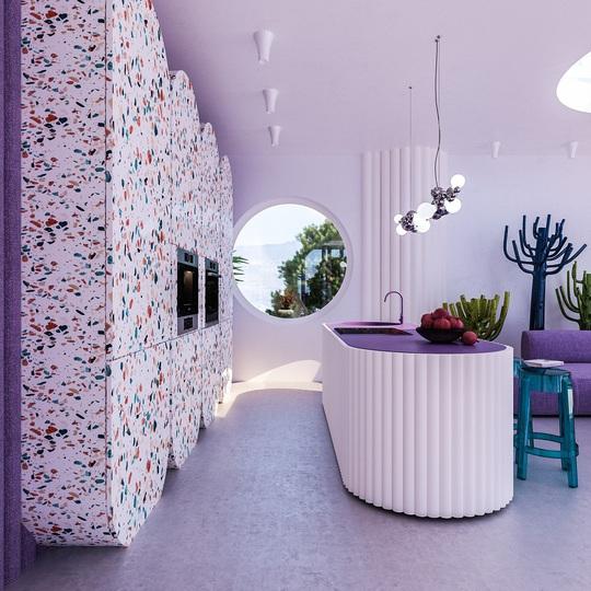 Villa Ibiza: Hành tinh màu tím - Ảnh 7.