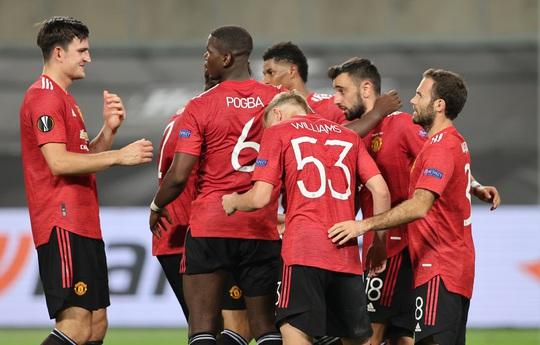 Phạt đền nghiệt ngã, Man United hạ Copenhagen vào bán kết - Ảnh 7.