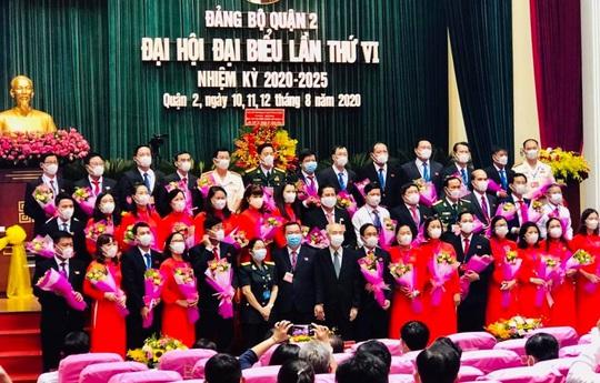 Ông Nguyễn Phước Hưng giữ chức Bí thư Quận ủy quận 2 - Ảnh 1.