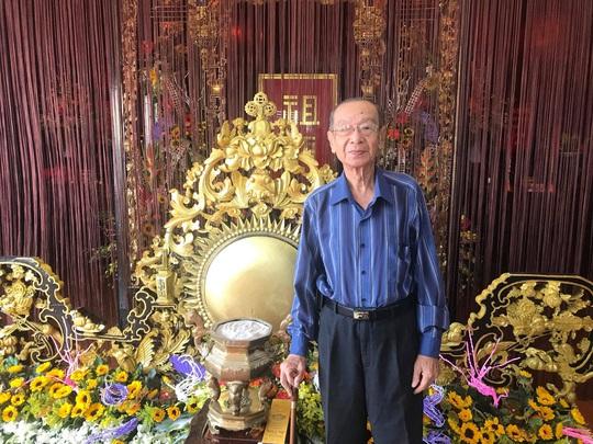Mai Vàng nhân ái đến với NSND Đinh Bằng Phi và quái kiệt Tòng Sơn - Ảnh 4.