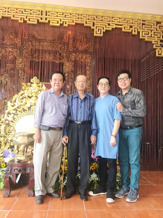 Mai Vàng nhân ái đến với NSND Đinh Bằng Phi và quái kiệt Tòng Sơn - Ảnh 6.