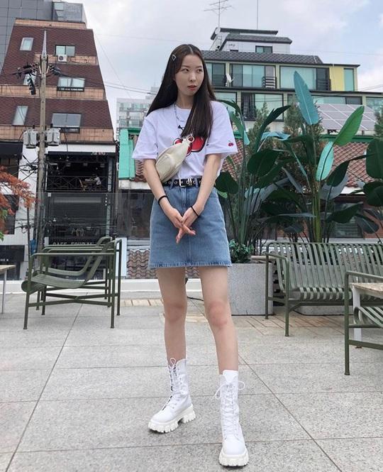 Muôn kiểu chân váy được ưa chuộng nhất mùa hè - Ảnh 9.